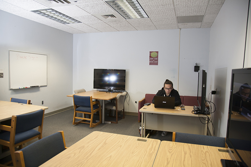 NS 207A (William J. Knight) Collaborative Space