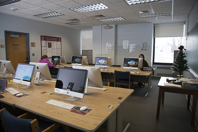 NS 209 Computer and Information Sciences General Lab