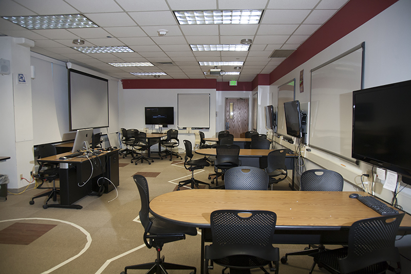 NS 340 Active Learning Classroom